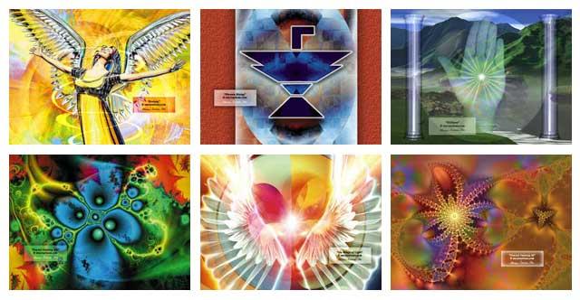 mandala meditation videos by atmara new world creations