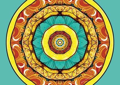 Mandalas for a New Earth 11