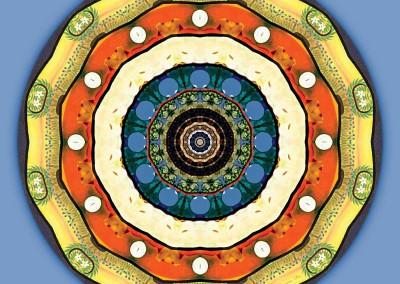 Mandalas for a New Earth 6
