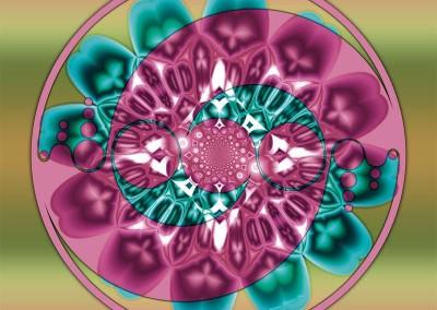 Crop Circle Mandalas 1