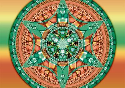 Crop Circle Mandalas 2