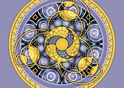 Crop Circle Mandalas 5