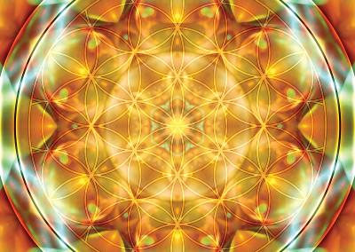 Flower of Life Mandala 16
