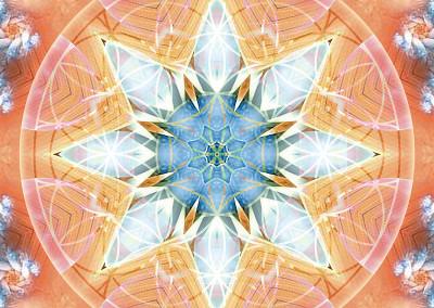 Flower of Life Mandala 3