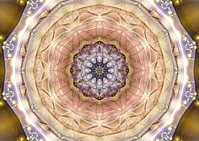 Flower of Life Mandala 4