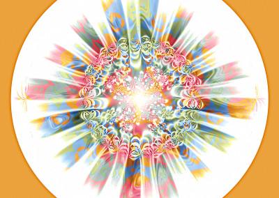 Mandalas of Healing and Awakening 2