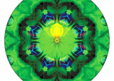 Mandalas of Healing and Awakening 3