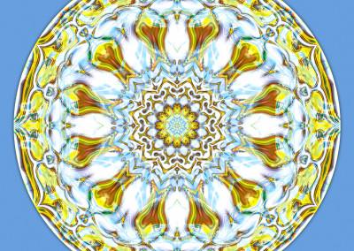 Mandalas of Healing and Awakening 8