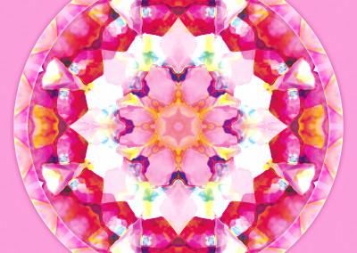Mandalas of Healing and Awakening 9