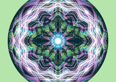 Mandalas from the Heart of Surrender 11