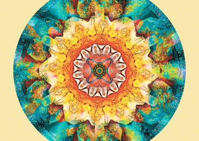 Mandalas from the Heart of Surrender 4