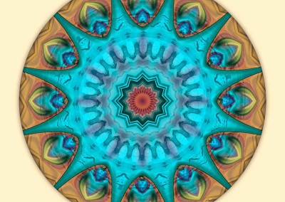 Mandalas from the Heart of Surrender 6
