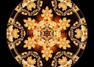 Mandalas from the Heart of Transformation 11