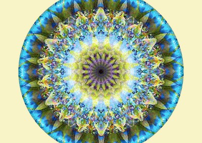 Mandalas from the Heart of Transformation 8