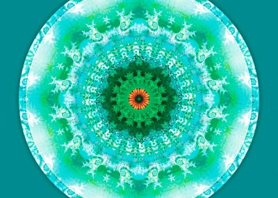 Mandalas from the Heart of Truth 1