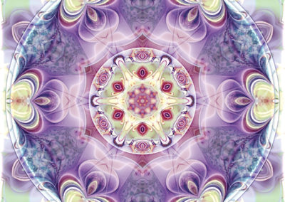 Mandalas from the Heart of Freedom 18