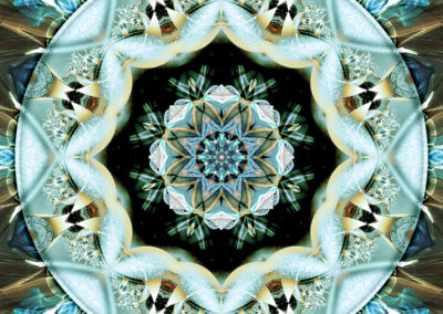 Mandalas from the Heart of Freedom 21