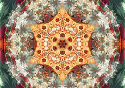 Mandalas from the Heart of Freedom 24