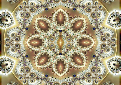 Mandalas from the Heart of Freedom 27