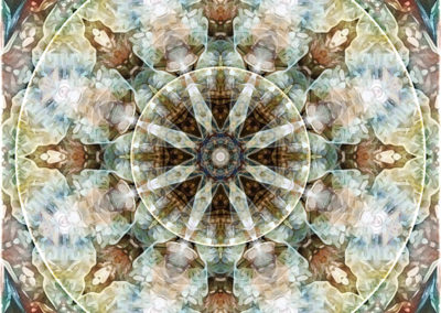Mandalas from the Heart of Freedom 3
