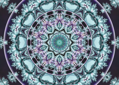Mandalas from the Heart of Freedom 4