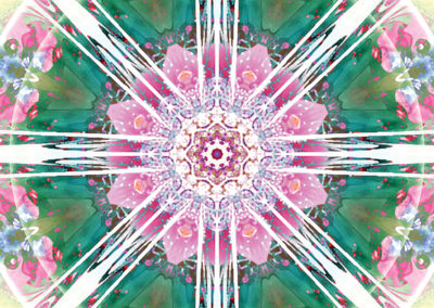 Mandalas from the Heart of Freedom 7
