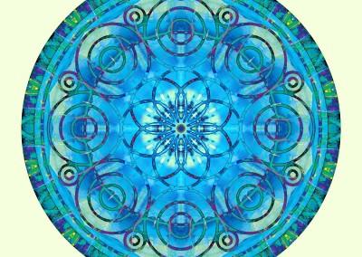 Mandalas of Deep Trust 6