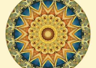 Mandalas of Deep Trust 9
