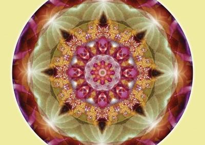 Mandalas from the Heart of Peace 1