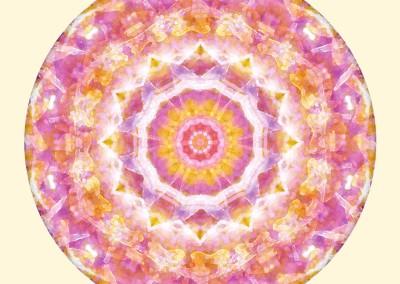 Mandalas from the Heart of Peace 4