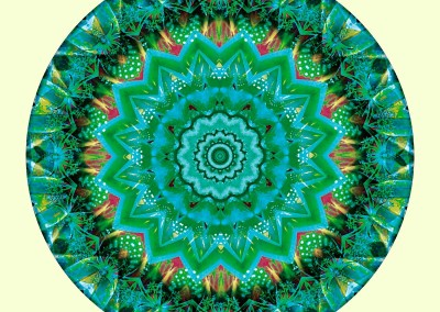 Mandalas from the Heart of Peace 6