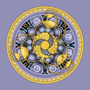 Crop Circle Mandala 5 © Atmara Rebecca Cloe
