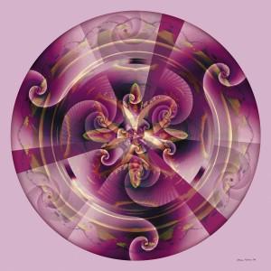 Mandalas of Healing & Awakening 11 © Atmara Rebecca Cloe