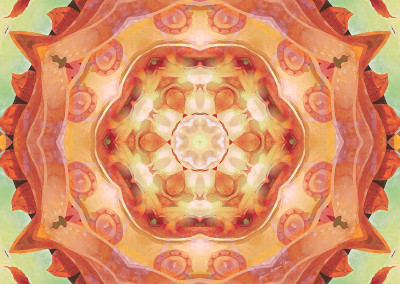 Mandala of Forgiveness and Release 12