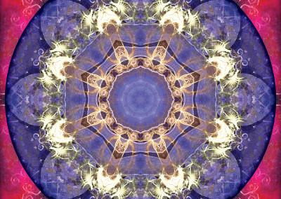 Mandala of Forgiveness and Release 16