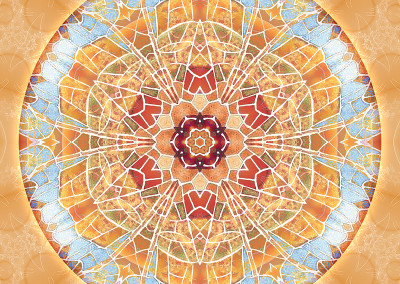 Mandala of Forgiveness and Release 17