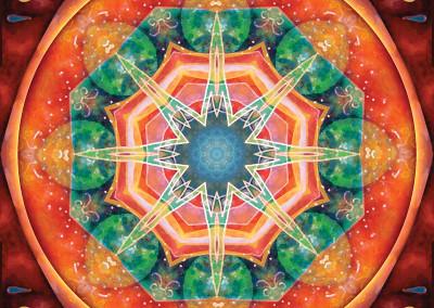 Mandala of Forgiveness and Release 18