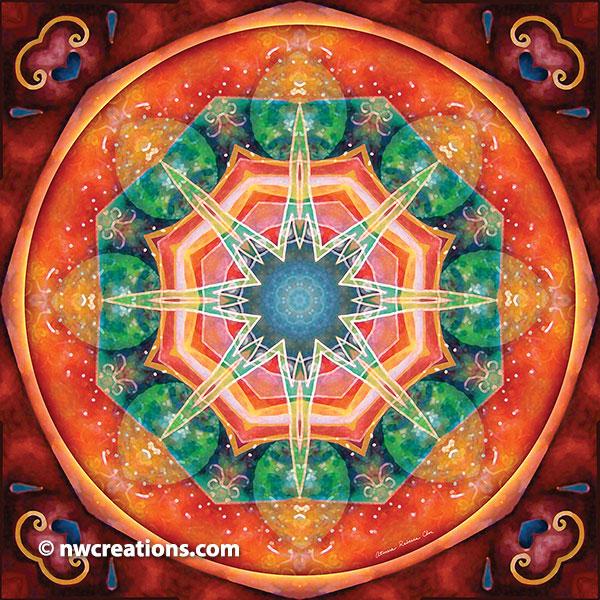 Mandalas of Forgiveness and Release 18