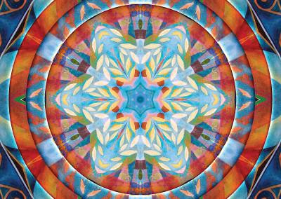 Mandala of Forgiveness and Release 19