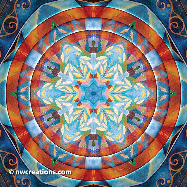 Mandalas of Forgiveness and Release 19