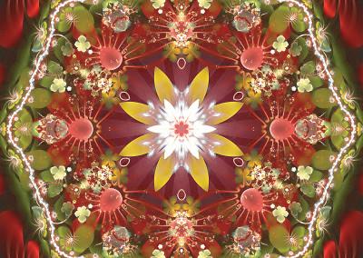 Mandala of Forgiveness and Release 22