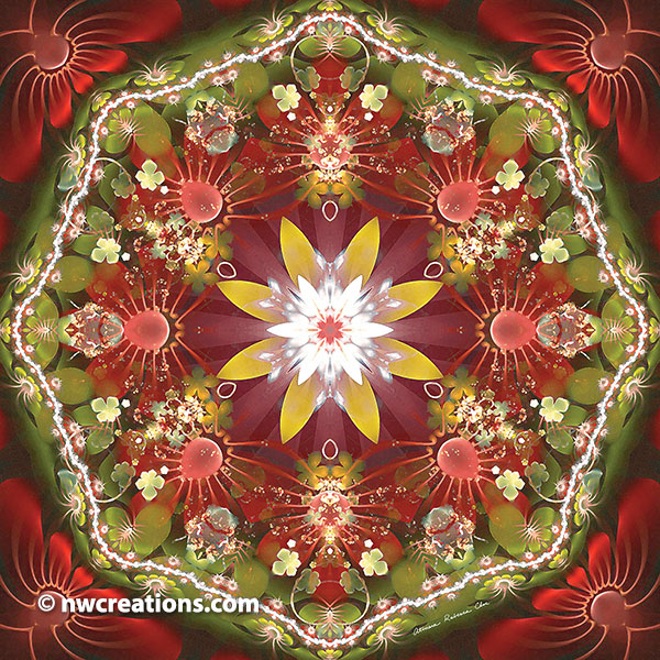 Mandalas of Forgiveness and Release 22