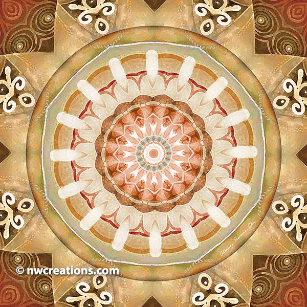 Mandalas of Forgiveness and Release 23