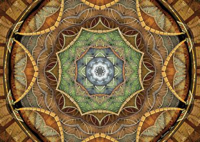 Mandala of Forgiveness and Release 25
