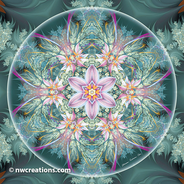 Mandalas of Forgiveness and Release 28
