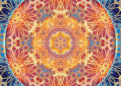 Mandala of Forgiveness and Release 29