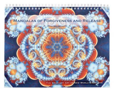 Forgiveness & Release Mandala Calendars