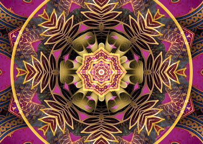 Mandalas for Times of Transition 3
