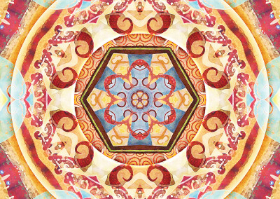 Mandalas for Times of Transition 4