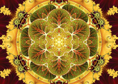 Mandalas for Times of Transition 8